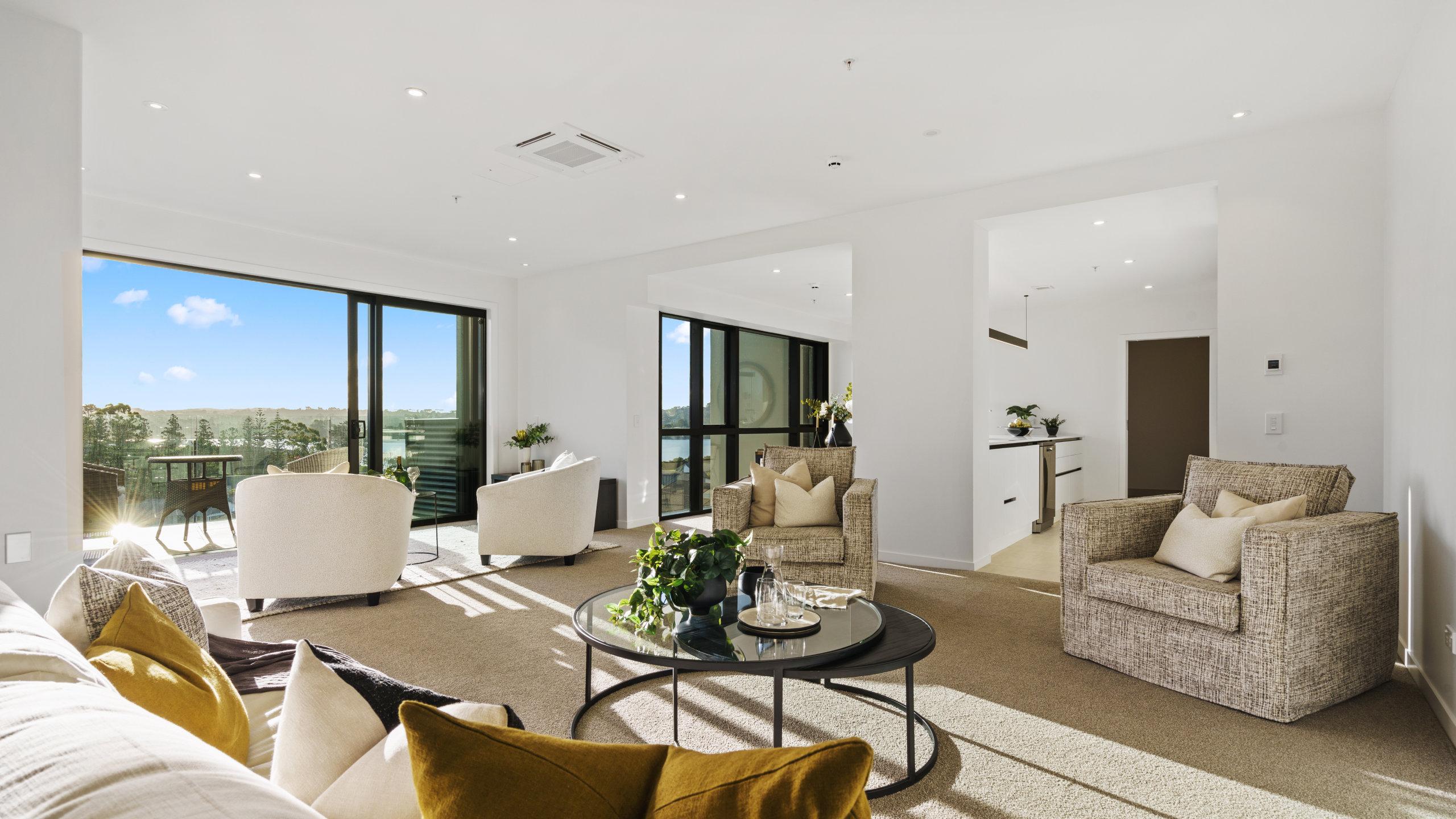 Waterford retirement village luxury apartment